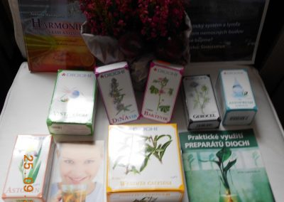 Produkty firmy Diochi